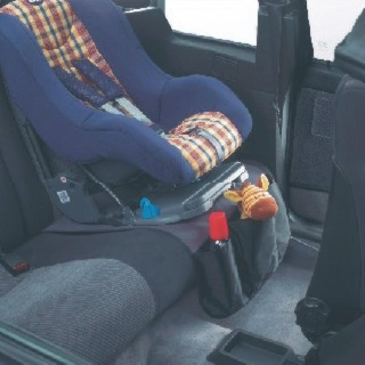 Bild 1 von Schutzu.lage f. K.autositz