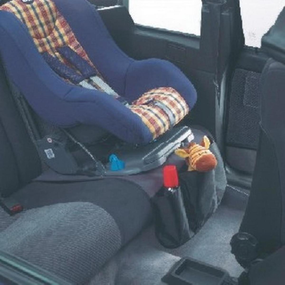 Bild 2 von Schutzu.lage f. K.autositz