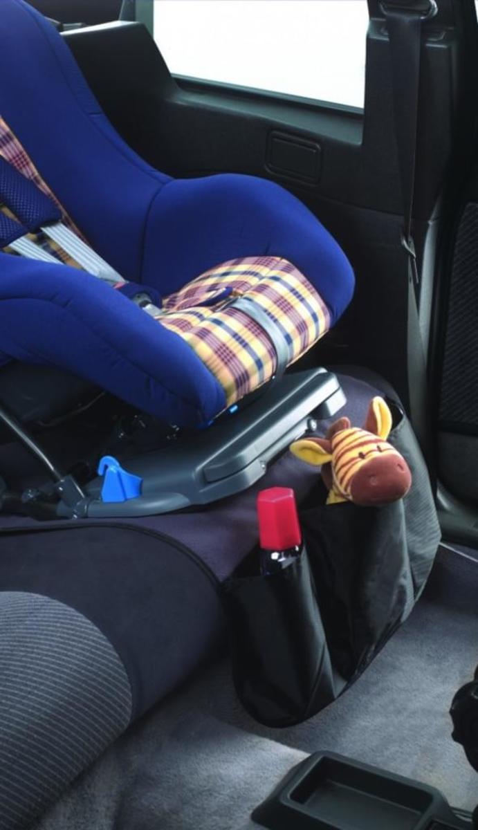 Bild 3 von Schutzu.lage f. K.autositz