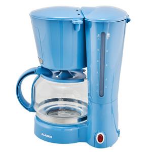 Alaska Kaffeeautomat CM 2209 DSB für 12 Tassen, Filtergröße 1 x 4, Farbe Hellblau