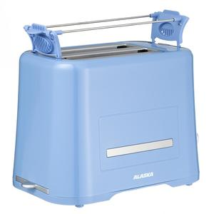 Alaska Toaster TA 2209 DSB Blau Doppelschlitz