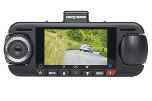 Nextbase DUO HD – Full HD 1080p Dual Dashcam; NBDVRDUOHD