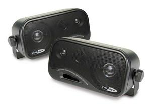 Caliber Zwei 3-Wege-Koaxiallautsprecherboxen, 90 dB, 120 Watt max, 50 Watt RMS, 4 Ohm, CSB 2