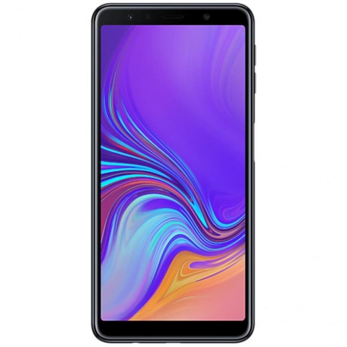 Bild 2 von Samsung Galaxy A7 (2018) 64GB, black