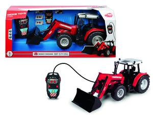 Dickie Toys - Spielfahrzeuge, Massey Ferguson 5713SL; 203739002