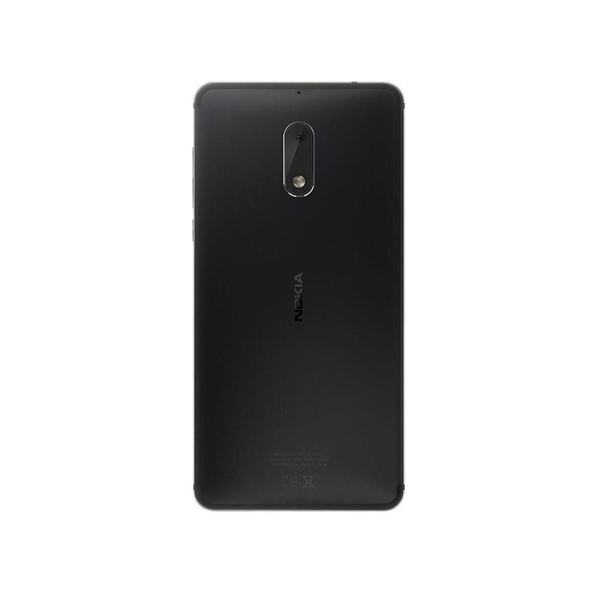 Bild 5 von Nokia 6 Dual-SIM, Farbe:Silber