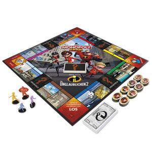 Monopoly Junior Die Unglaublichen