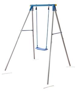 IZZY SPORT, Schaukelgestell mit Schaukelbrett, blau; 73234