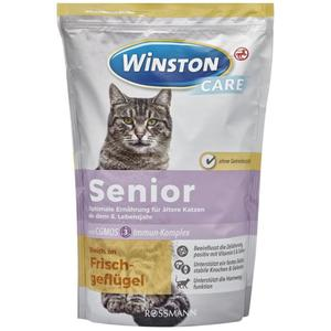 Winston CARE Trockenfutter Senior reich an Frischgeflüge 3.49 EUR/1 kg