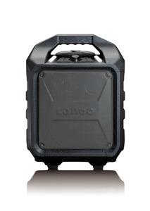 Lenco PA-90 Tragbarer Lautsprecher mit Bluetooth, FM Radio und USB