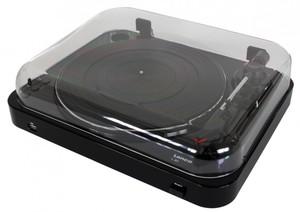 Lenco L-85 Plattenspieler mit USB-Funktion schwarz