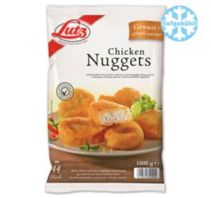 LUTZ Chicken Nuggets