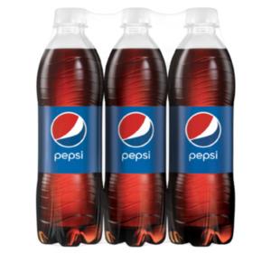PEPSI Cola oder SEVEN UP
