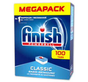 FINISH Powerball Tabs Megapack
