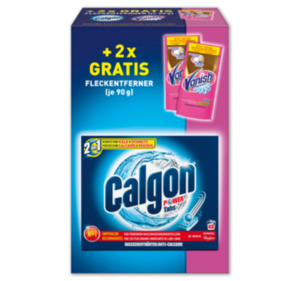 CALGON Wasserenthärter-Tabs