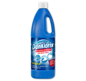 DAN KLORIX Hygiene-Reiniger