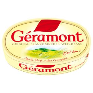 Géramont Weichkäse