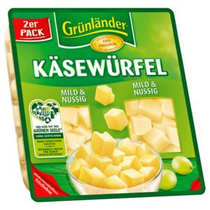 Grünländer Käsewürfel