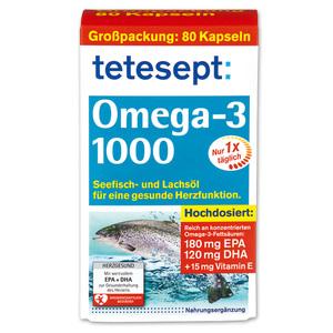 Tetesept Omega-3 1000