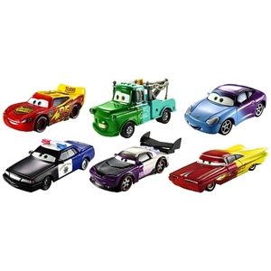 Disney Cars - Farbwechsel Fahrzeug, sortiert