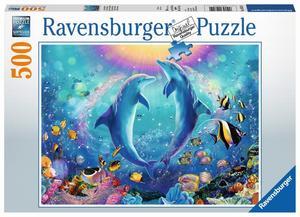 Ravensburger Puzzle Tanz der Delphine