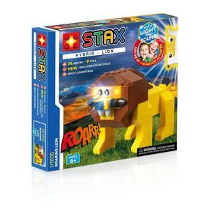STAX Hybrid Brüllender Löwe