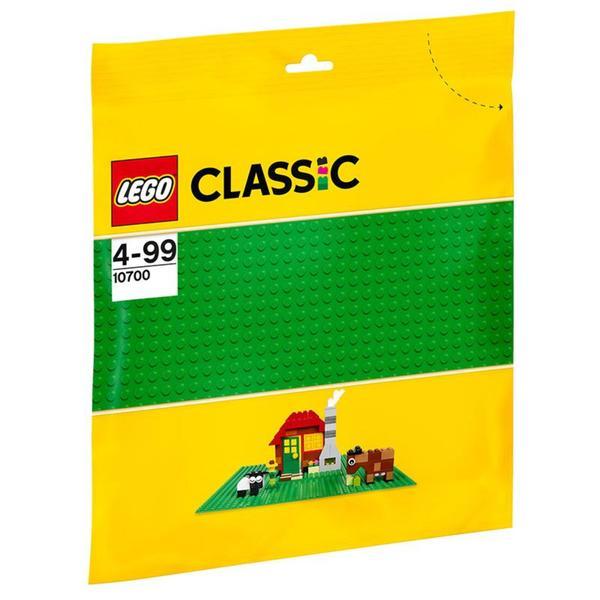 LEGO Classic 10700 Grüne Grundplatte
