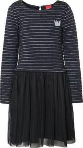 Kinder Jerseykleid mit Tüllrock Gr. 104 Mädchen Kleinkinder