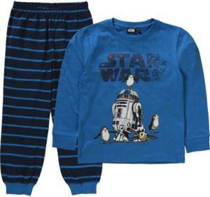 Star Wars Schlafanzug R2D2 Gr. 92/98 Jungen Kleinkinder