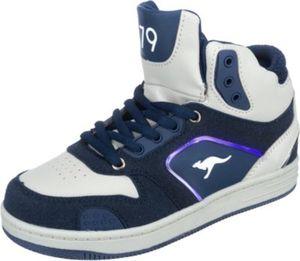 Sneakers High K-BASKLED II LED Blinkies, Gr. 36 Jungen Kinder