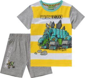 Dinotrux Schlafanzug Gr. 92/98 Jungen Kleinkinder