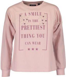 Sweatshirt mit Perlen Gr. 140 Mädchen Kinder