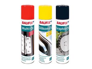BAUFIX Multi-/Silikon-/ Graphitöl