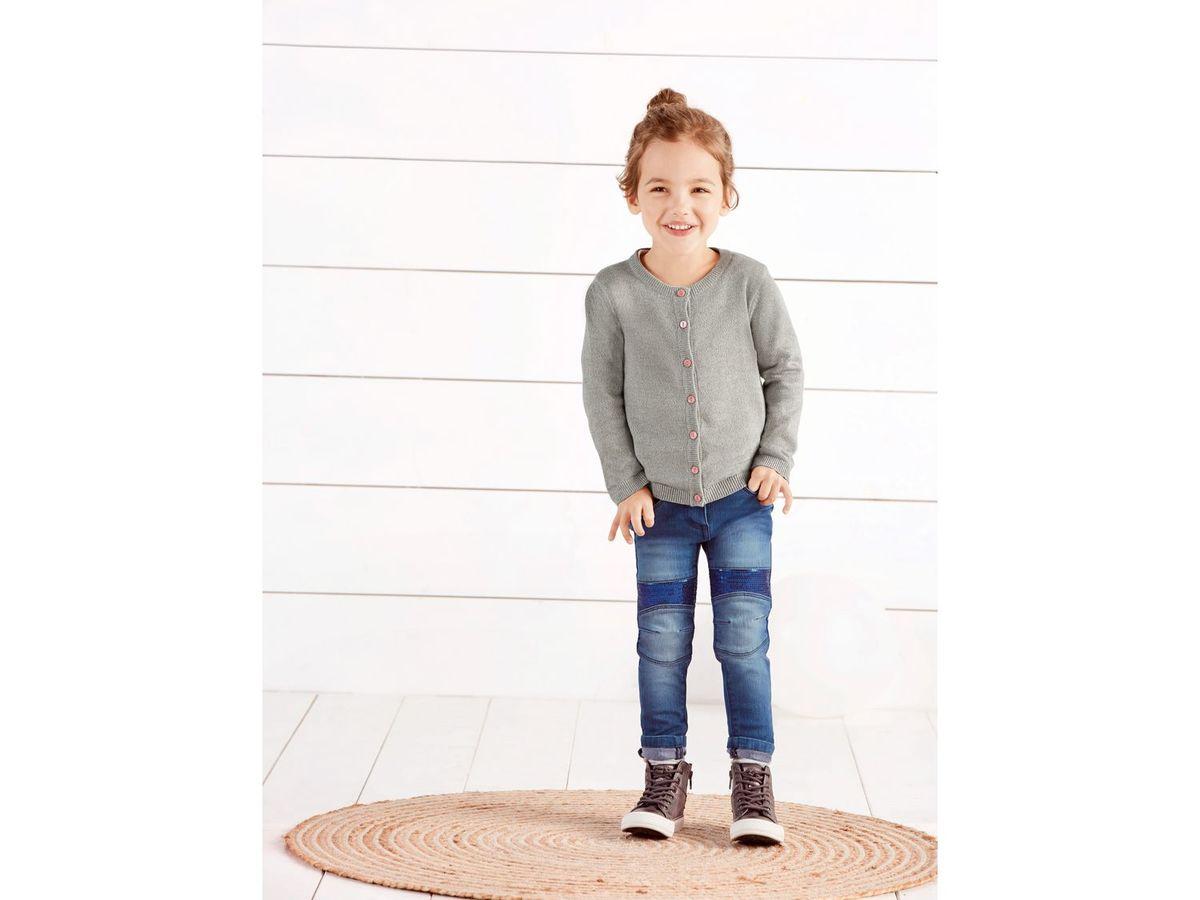 Bild 5 von LUPILU® Kleinkinder Mädchen Cardigan