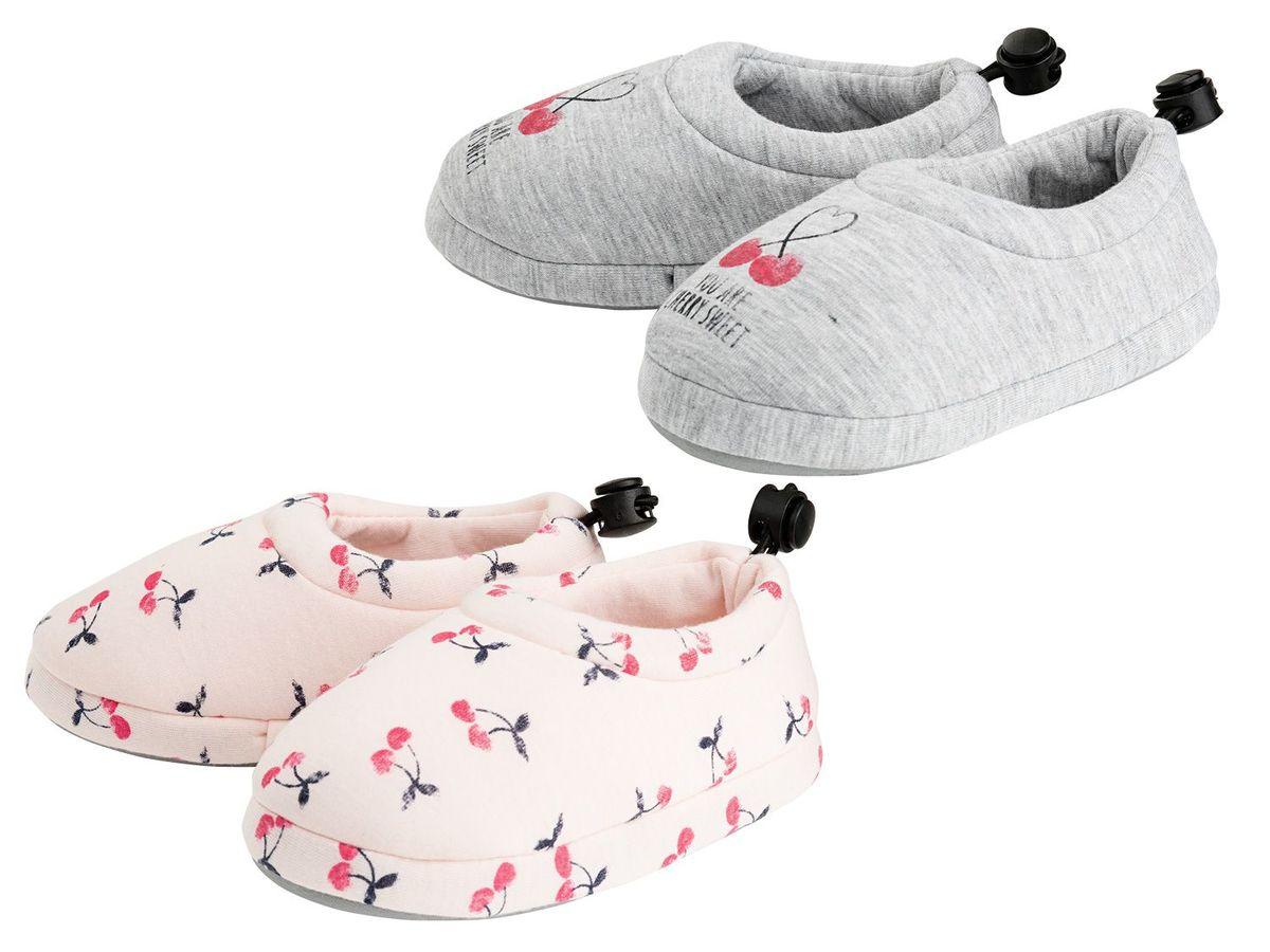 Bild 1 von LUPILU® Kleinkinder Mädchen Hausschuhe