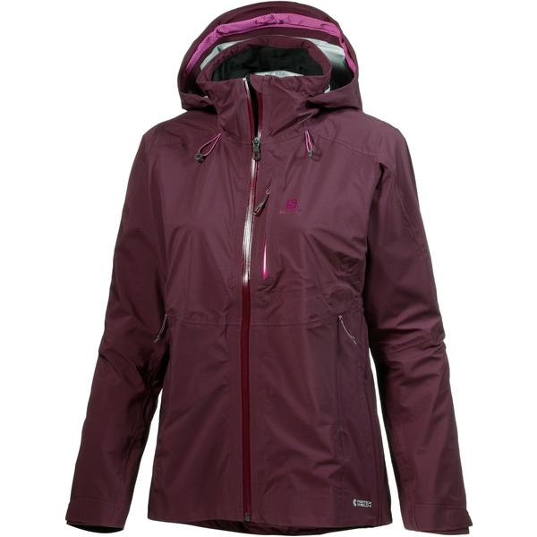 Salomon One & Only Hardshelljacke Damen