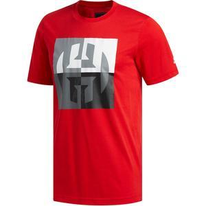 adidas HARDEN BIG LOGO T-Shirt Herren