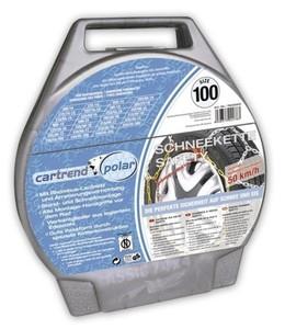 Cartrend Schneekette Polar Safety ,  Größe 110, 2 Stück