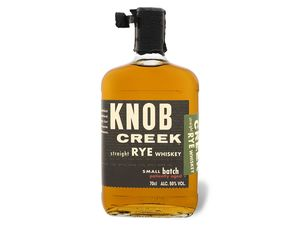 Knob Creek Kentucky Straight Rye Whiskey Small Batch 50% Vol