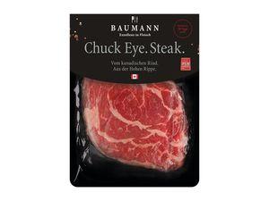 Kanadisches Angus-Chuck-Eye-Steak