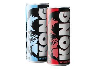 Kong Strong Energy-Drink