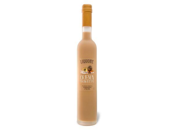 Liquore Crema Amaretto 17% Vol