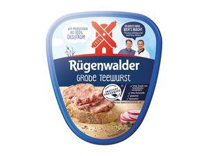 Rügenwalder Mühle Rügenwalder Teewurst/ Pommersche Gutsleberwurst
