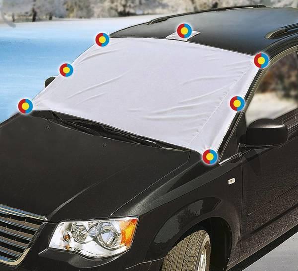 Magnetische Scheibenabdeckung - Anti Frost Profi inklusive Tasche Wenko
