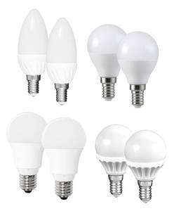 Marken LED Leuchtmittel im günstigen Doppelpack Müller Licht
