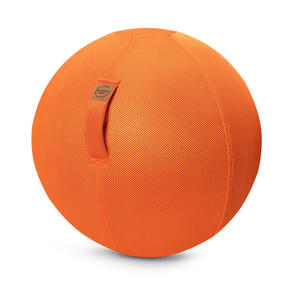 XXXL SITZBALL Netz Uni Orange