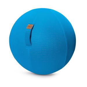 XXXL SITZBALL Netz Uni Blau