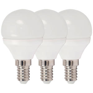 Boxxx LED-LEUCHTMITTEL E14 4 W, Weiß