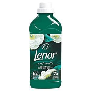 Lenor parfumelle Weichspüler Smaragd&Elfenbeinblüte 1,86L