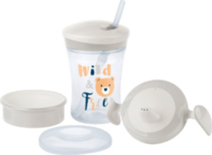 "Nuk Set Evolution Cup ""Learn to drink"" Set, ab 6 Monate, neutral"